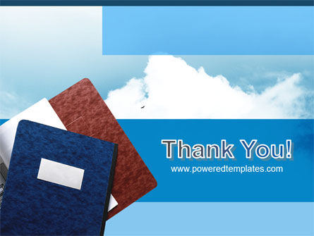 Journals Free PowerPoint Template Slide 20