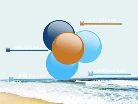 Sea Shore PowerPoint Template Slide 10