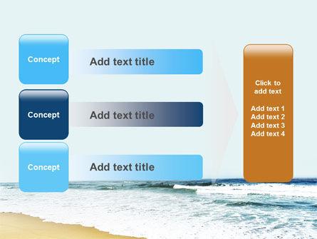 Sea Shore PowerPoint Template Slide 12