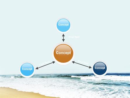Sea Shore PowerPoint Template Slide 14