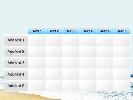 Sea Shore PowerPoint Template Slide 15