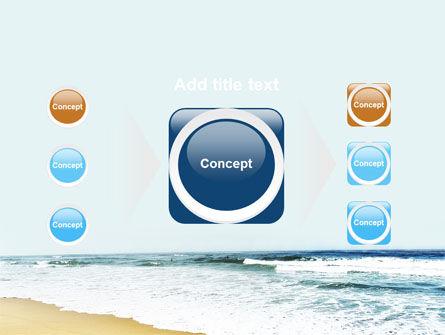 Sea Shore PowerPoint Template Slide 17