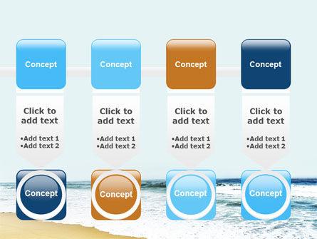 Sea Shore PowerPoint Template Slide 18