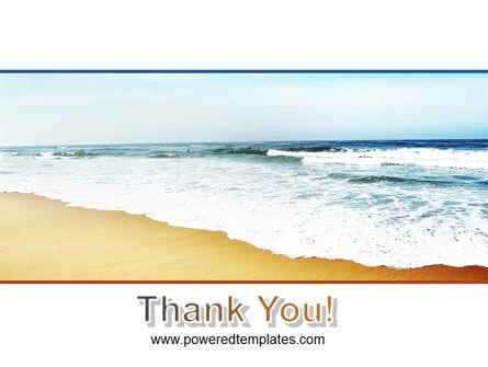 Sea Shore PowerPoint Template Slide 20