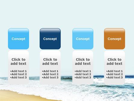 Sea Shore PowerPoint Template Slide 5