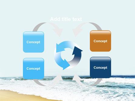 Sea Shore PowerPoint Template Slide 6