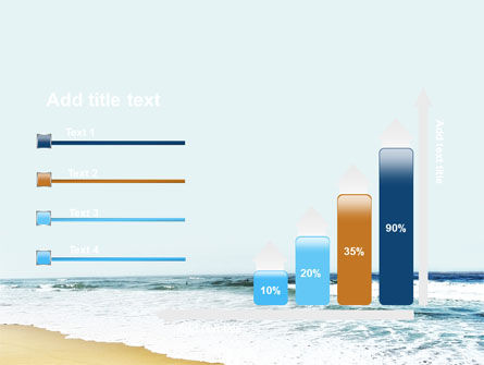 Sea Shore PowerPoint Template Slide 8