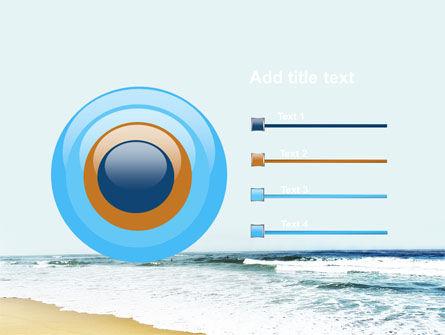 Sea Shore PowerPoint Template Slide 9