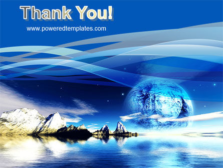 Imaginary World PowerPoint Template Slide 20