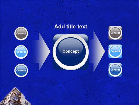 Building Damage PowerPoint Template Slide 17