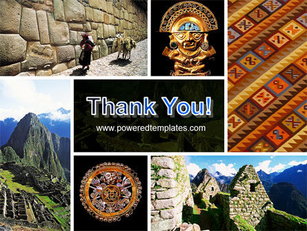 Inca Civilization PowerPoint Template Slide 20