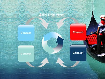 Gondola PowerPoint Template Slide 6
