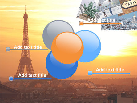 Paris In Collage PowerPoint Template Slide 10