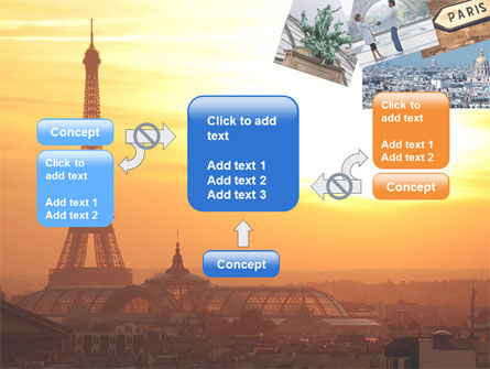 Paris In Collage PowerPoint Template Slide 13