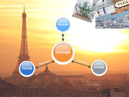 Paris In Collage PowerPoint Template Slide 14