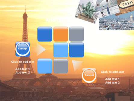 Paris In Collage PowerPoint Template Slide 16