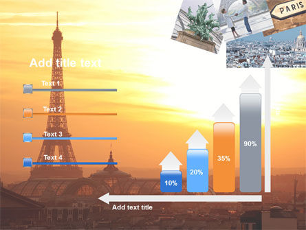 Paris In Collage PowerPoint Template Slide 8