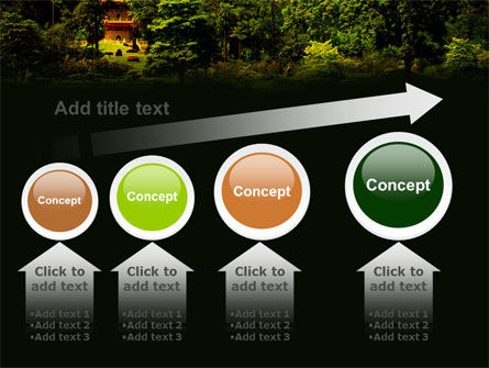Pagoda PowerPoint Template Slide 13