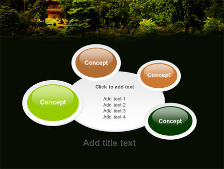 Pagoda PowerPoint Template Slide 16