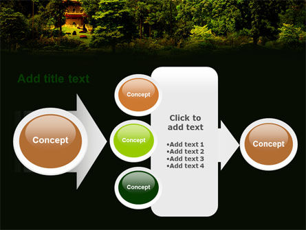 Pagoda PowerPoint Template Slide 17