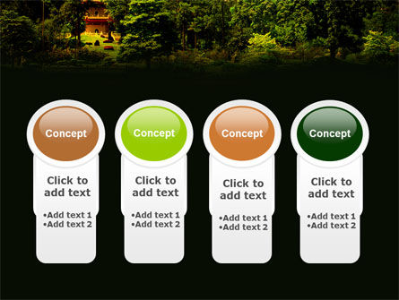 Pagoda PowerPoint Template Slide 5