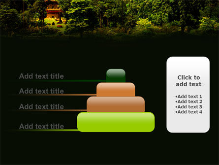 Pagoda PowerPoint Template Slide 8