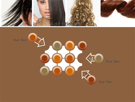Hairstyle PowerPoint Template Slide 10