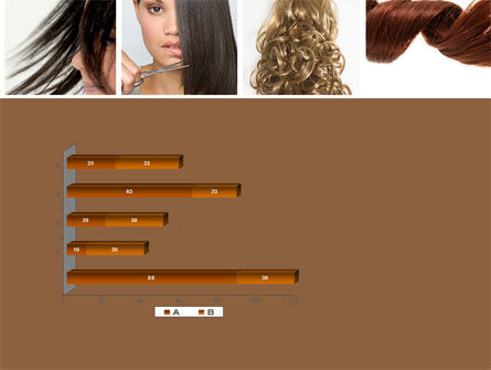Hairstyle PowerPoint Template Slide 11