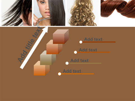 Hairstyle PowerPoint Template Slide 14
