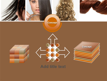 Hairstyle PowerPoint Template Slide 19
