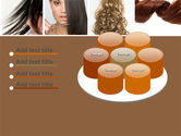 Hairstyle PowerPoint Template#12