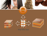 Hairstyle PowerPoint Template#19
