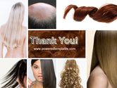 Hairstyle PowerPoint Template#20