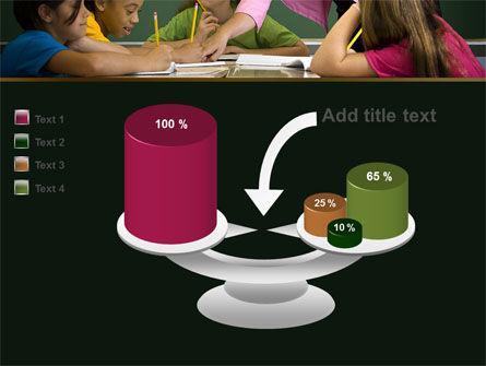 Class Teaching PowerPoint Template Slide 10