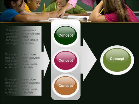 Class Teaching PowerPoint Template Slide 11