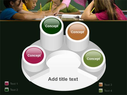 Class Teaching PowerPoint Template Slide 12