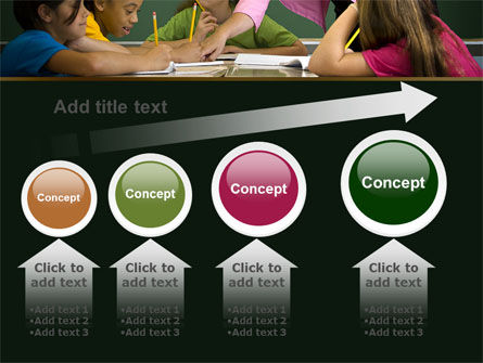 Class Teaching PowerPoint Template Slide 13