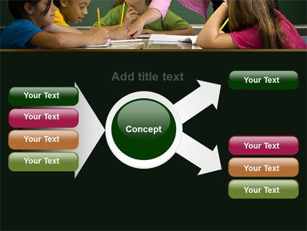 Class Teaching PowerPoint Template Slide 14