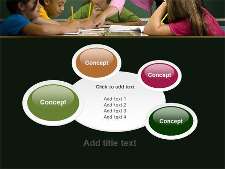 Class Teaching PowerPoint Template Slide 16