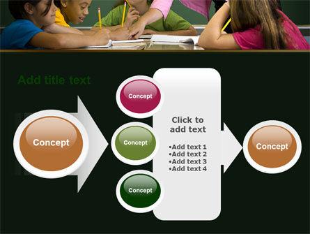 Class Teaching PowerPoint Template Slide 17