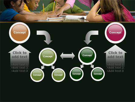Class Teaching PowerPoint Template Slide 19