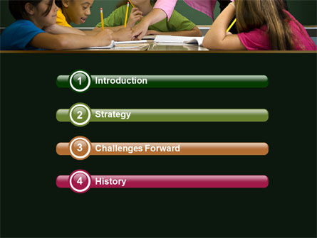 Class Teaching PowerPoint Template, Slide 3, 05430, Education & Training — PoweredTemplate.com