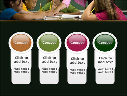 Class Teaching PowerPoint Template Slide 5