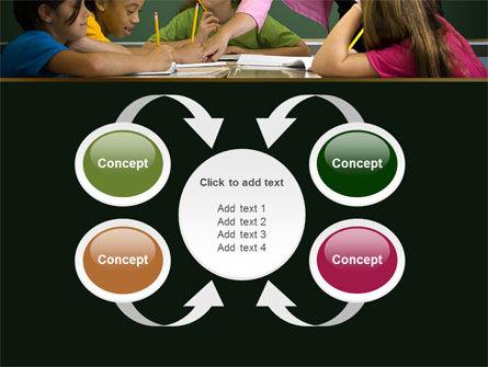 Class Teaching PowerPoint Template Slide 6