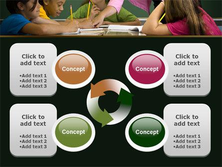 Class Teaching PowerPoint Template Slide 9