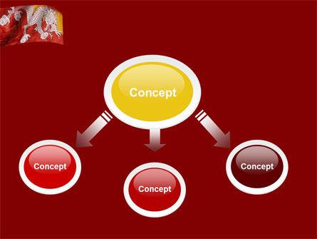 Bhutan PowerPoint Template, Slide 4, 05431, Flags/International — PoweredTemplate.com