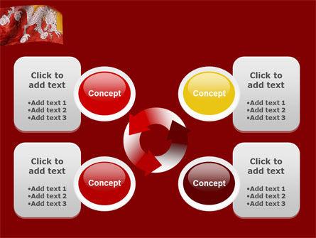 Bhutan PowerPoint Template Slide 9