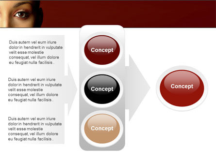 Make-Up PowerPoint Template Slide 11