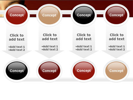Make-Up PowerPoint Template Slide 18