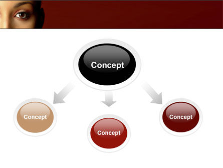 Make-Up PowerPoint Template Slide 4